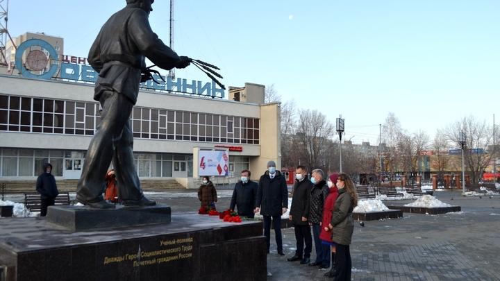 В Кургане готовятся к юбилею Терентия Мальцева