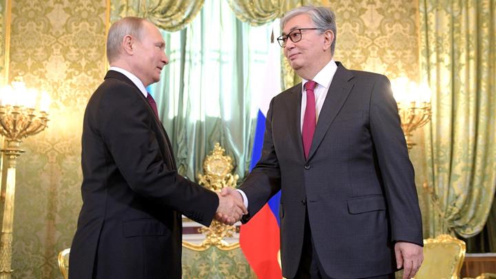 Кого выберет преемник Назарбаева: Россию или Китай?