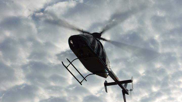 Путин пролетит над Балашихинской свалкой на вертолете