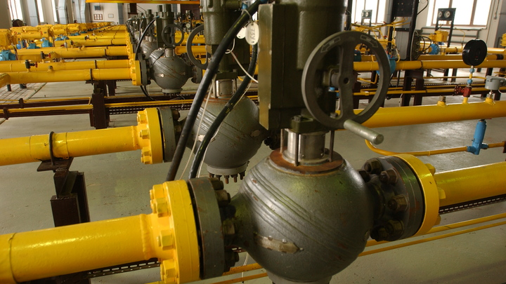 Газпром ликвидирует в России более 500 км труб