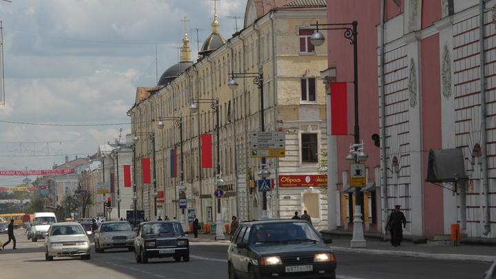 ЧП в Твери: Рухнул один из главных символов города