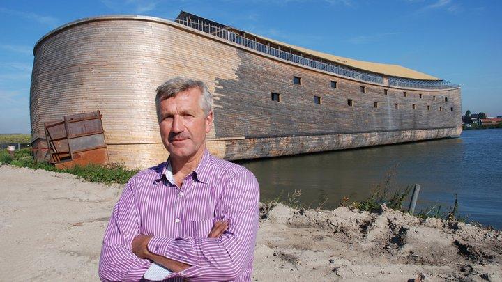 Курс на Божью землю: Нидерландский плотник воссоздал Ноев ковчег