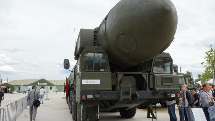 Американцы с перепугу приняли ракету Тополь-М за НЛО