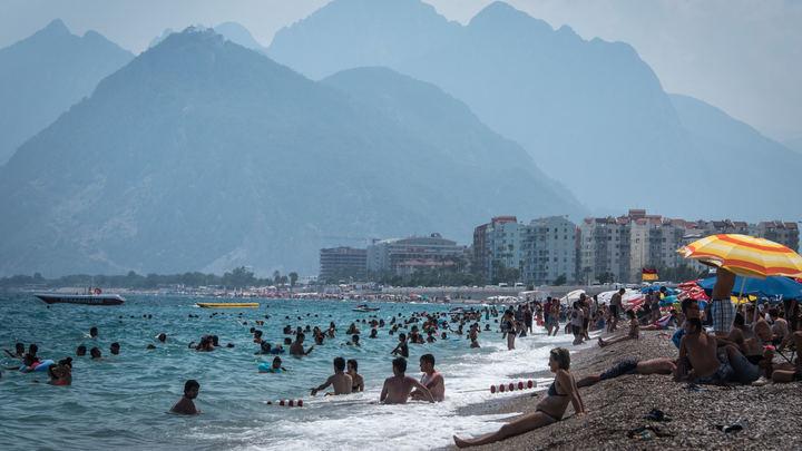 Пропавший в Турции русский турист найден мертвым