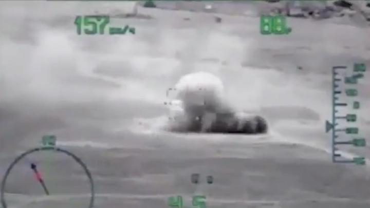 Часть не долетела, часть уничтожена: В Минобороны отчитались об отражении 17 ударов боевиков по Хмеймиму