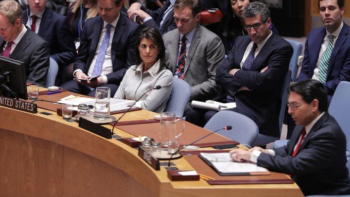 Хейли - провокатор: США нашли иранский след в ракете, не долетевшей до Эр-Рияда