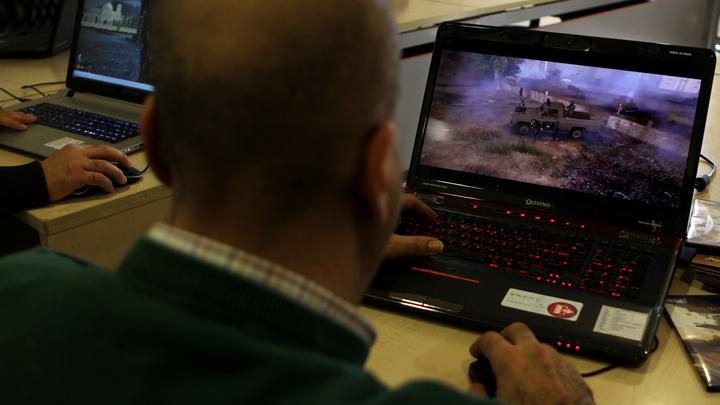 Первый канал нашел простое объяснение кадрам из компьютерной игры в сюжете о Сирии