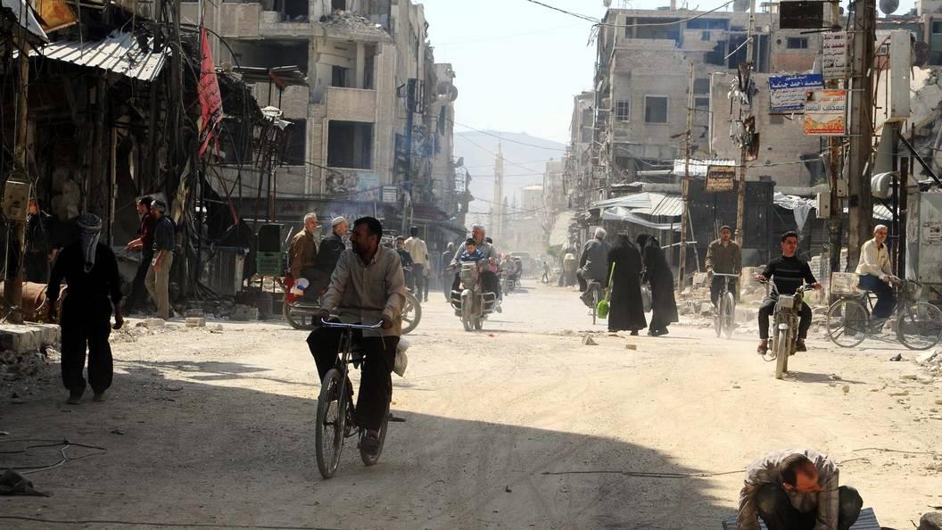 Сначала ударили, потом расследовали:ЕС де-факто сделал удары США по Сирии незаконными