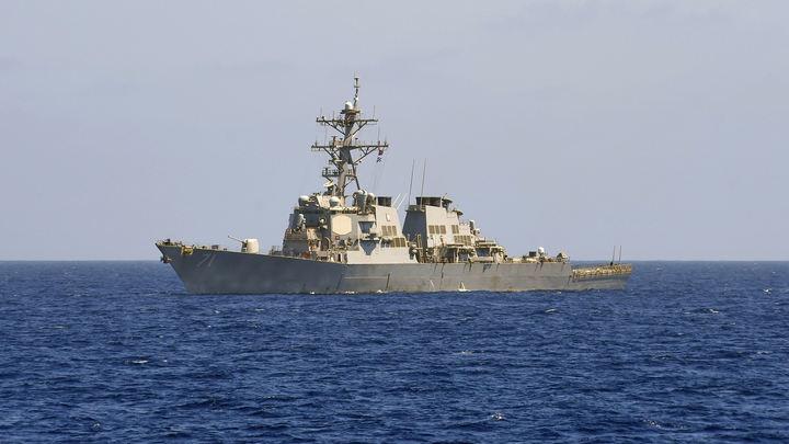 США - арктическая страна: Американский эсминец третий раз за год зашёл в Баренцево море