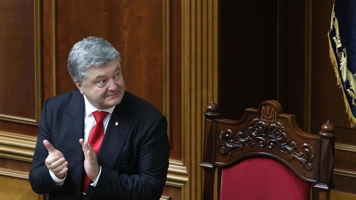 Порошенко и Саакашвили предложили организовать комический дуэт. Видео