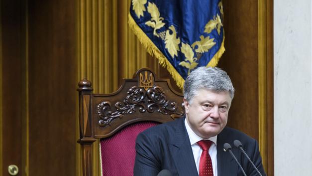 Порошенко не дают покоя русские корабли в Азовском море