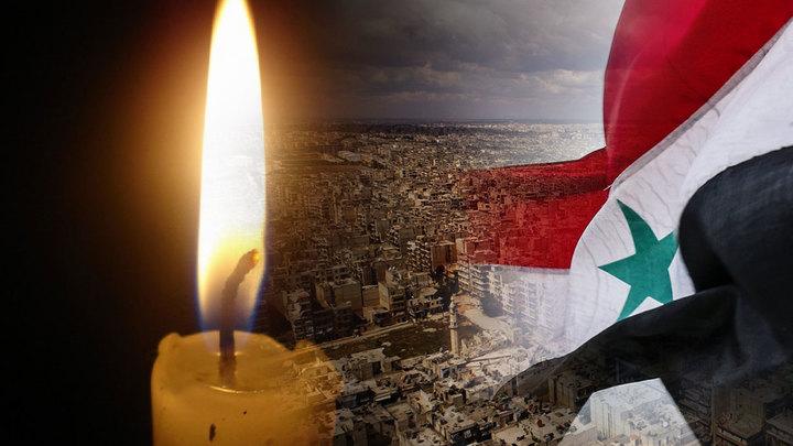 Наши Герои в Сирии: Годовщина начала военных операций ВКС РФ