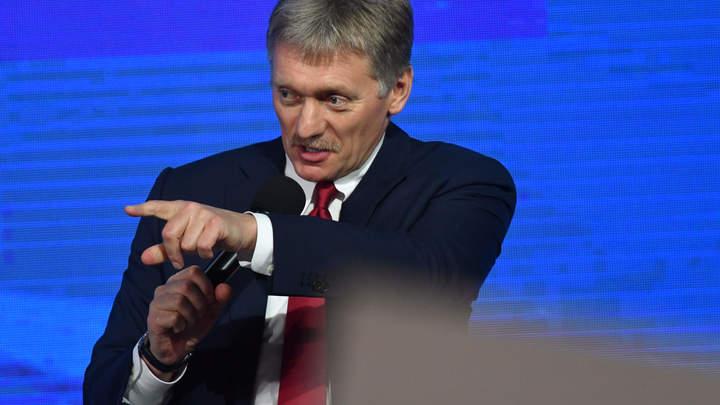 Попытки были: В Кремле высказались о разговоре на повышенных тонах в Париже