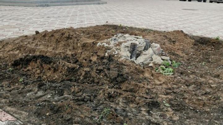 Вырвали ночью и увезли: Башкирский предприниматель о том, как не смог отстоять памятник Колчаку