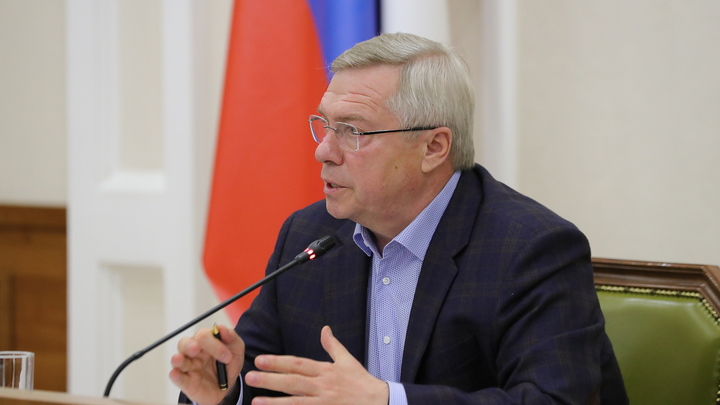 Голубев дал два дня на решение вопроса предпринимателей с закрытых аксайских рынков