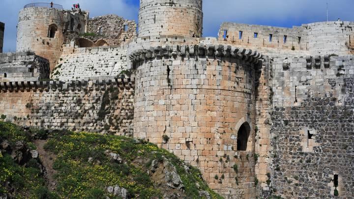 Крестоносцы и тайная комната: В древнем замке Сирии нашли рыцарскую прачечную