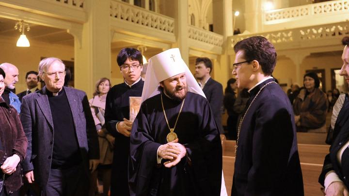 Христиане Востока и Запада нуждаются друг в друге