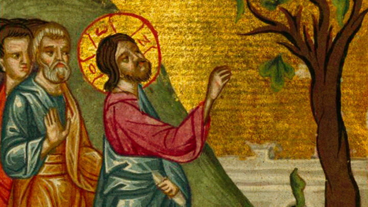 Великий понедельник. Начало Страстной седмицы. Православный календарь на 13 апреля