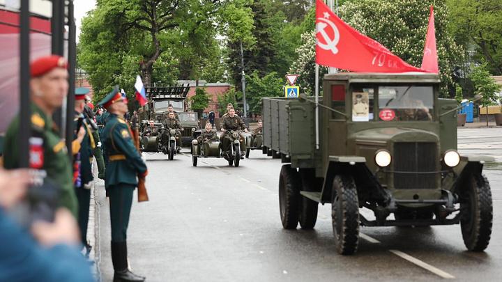 Парад Победы 9 мая 2021 года в Краснодарском крае: онлайн-трансляция