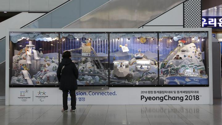 СМИ: Южная Корея недовольна решением МОК и хочет вернуть российских спортсменов