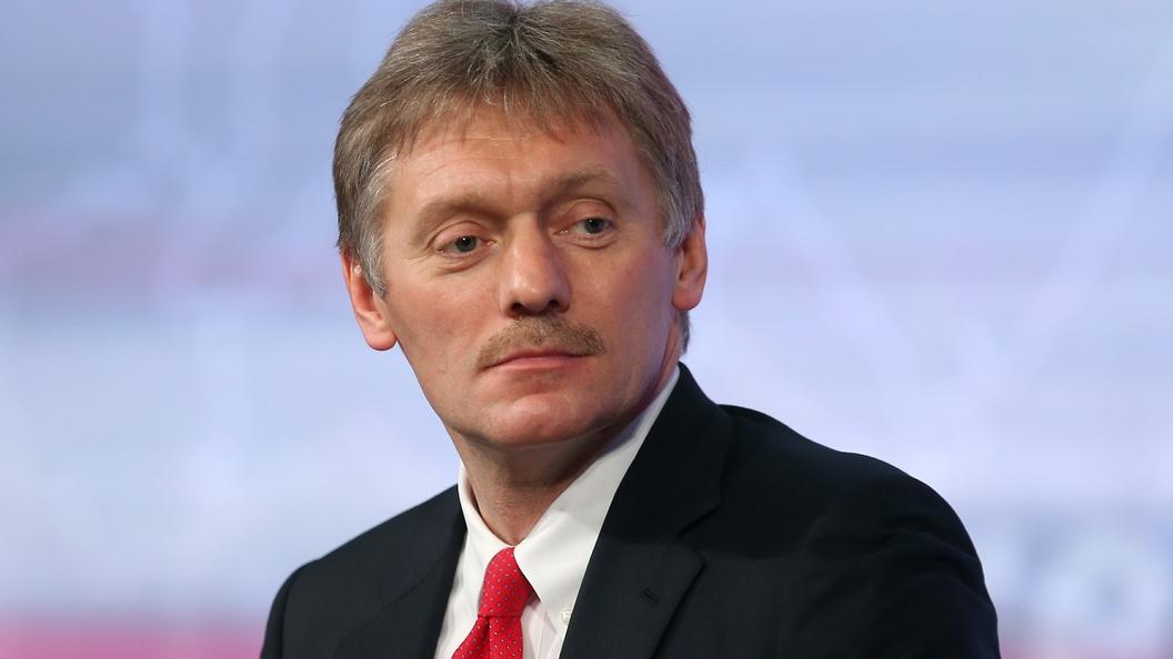 Песков поведал опозиции В.Путина поситуации сисками кАФК «Система»