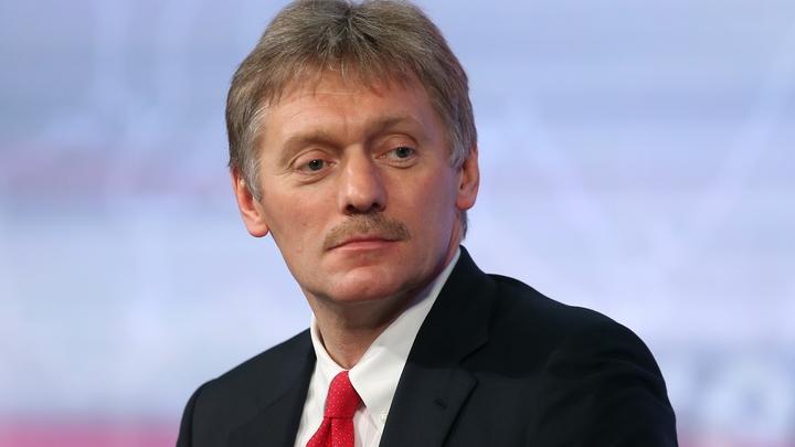 Кремль: США подогревают горячие головы националистов, стремящихся к кровопролитию в Донбассе