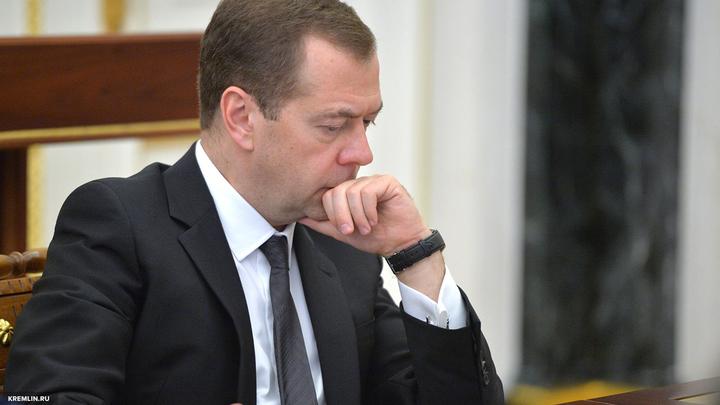 Медведев забыл освоем диагнозе на встрече с бизнесменами