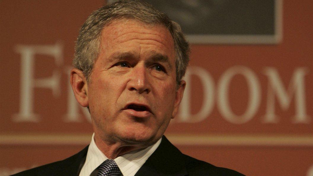 Вашингтону нельзя недооценивать Путина — Джордж Буш-младший