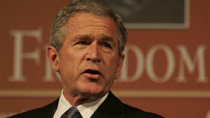 Напор, а не воинственность: Буш-младший дал совет Трампу по работе с Путиным