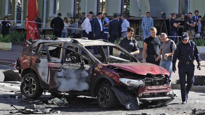 Немцы через пять лет после смерти Шеремета потребовали ответа от Украины