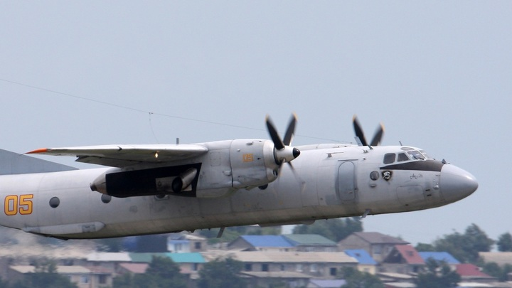 Причиной крушения Ан-26 в Сирии мог стать заклинивший винт