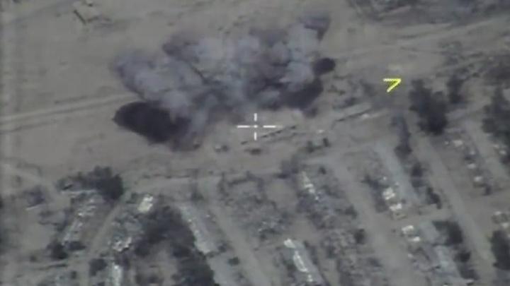 Минобороны: Все объекты в небе Сирии западнее Евфрата будет сопровождать ПВО