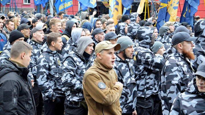 Украинские националисты хотят посадить российских артистов в клетки