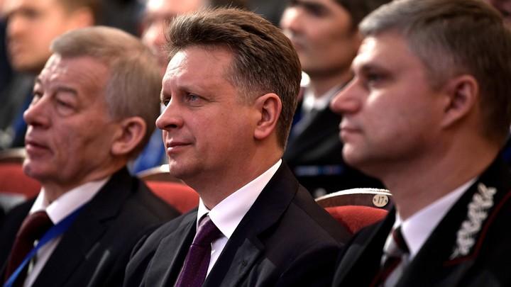 «Группу ЛСР» возглавил прежний руководитель Минтранса Максим Соколов