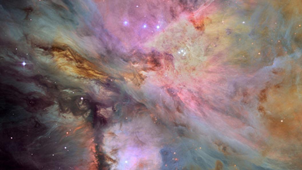 Хаббл получил удивительный снимок звездных яслей из Ориона