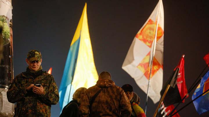 Оппозиционные региональные штабы возглавляют украинские националисты
