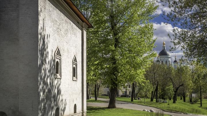 На территории возрождаемого Некрополя перезахоронены останки москвичей-воинов