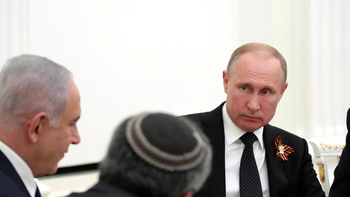 Путин детально объяснил Нетаньяху смысл российской «заботы» об обороне Сирии