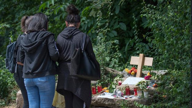 Иракская полиция добилась признания от беженца, убившего девочку в Германии