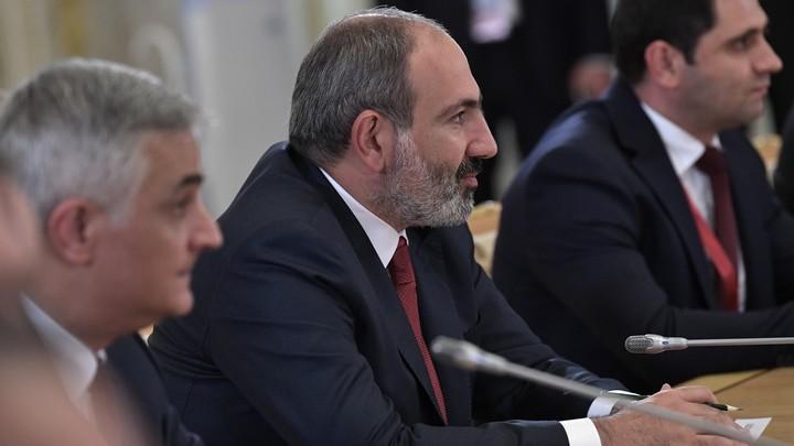 Пашинян в эфире объяснил интерес Анкары: Турция ищет повод ввести войска в Нахичевань