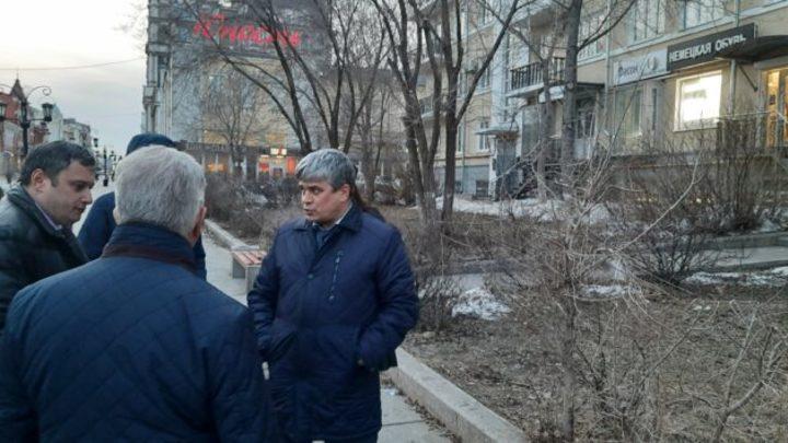 Депутат Хинштейн нашел Самаре спонсоров на установку памятника Головкину