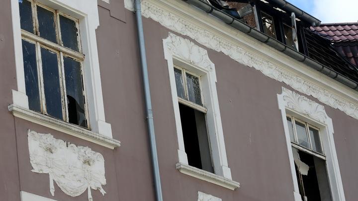 В Новосибирске 70-летняя женщина выпала из окна пятого этажа