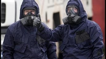В Тамбове 29 человек отравились, вскрыв баллон с неизвестным газом