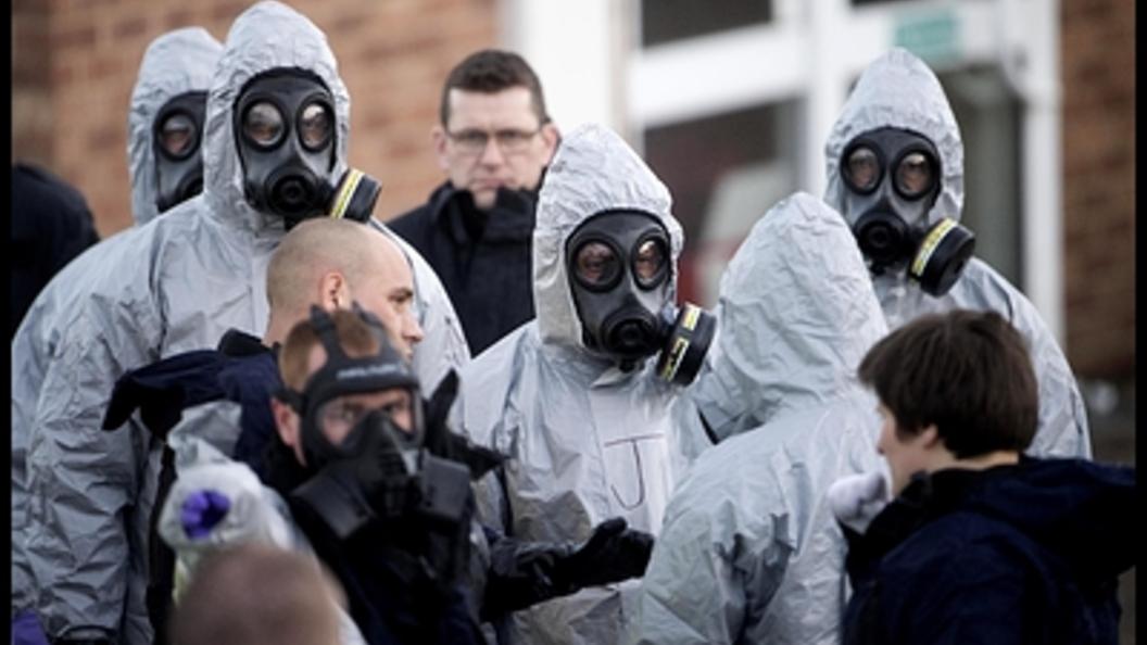 Лондон признал разработку новых компонентов военных отравляющих веществ