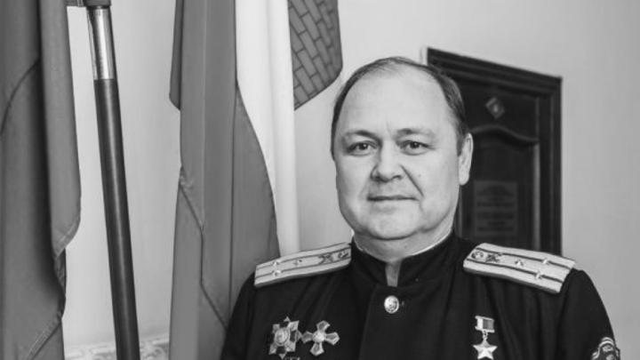 В Краснодаре скончался Герой России Вячеслав Палагин