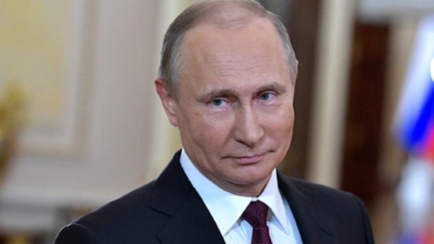Владимир Путин получил удостоверение избранного президента