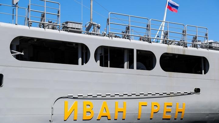 «Иван Грен» вошёл в состав русского флота. После 14 лет мучений