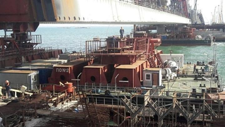 Корейские рабочие, российская техника: На Дальнем Востоке строят новый мост