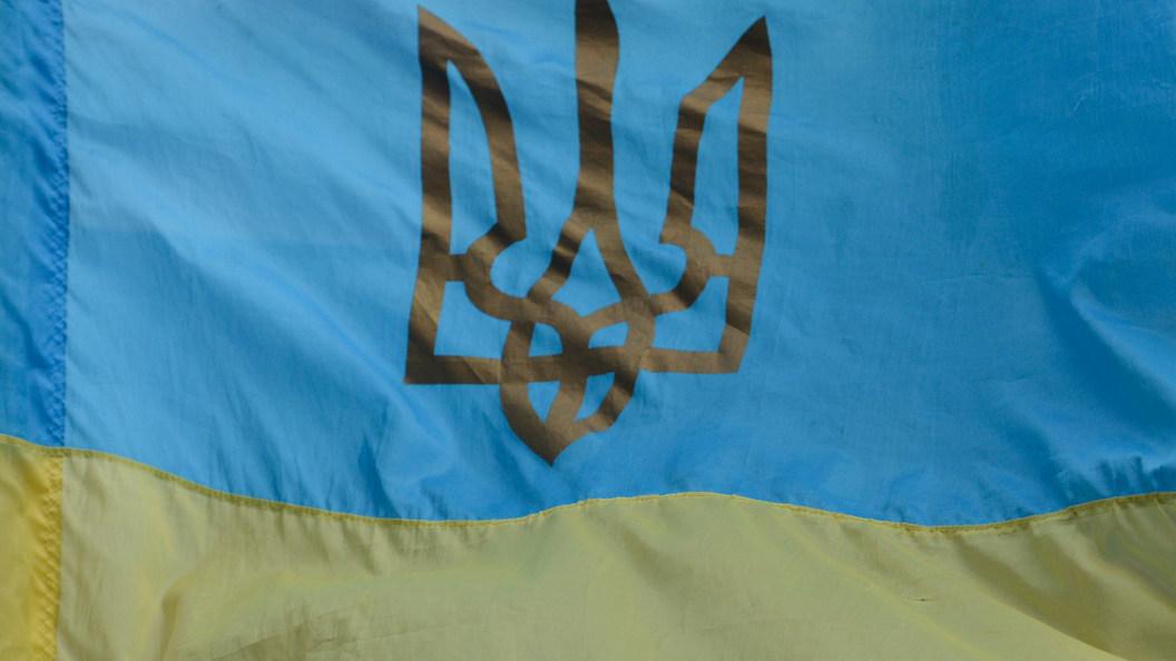 Украинские радикалы гранатой взорвали двери в здании «Киевэнерго»