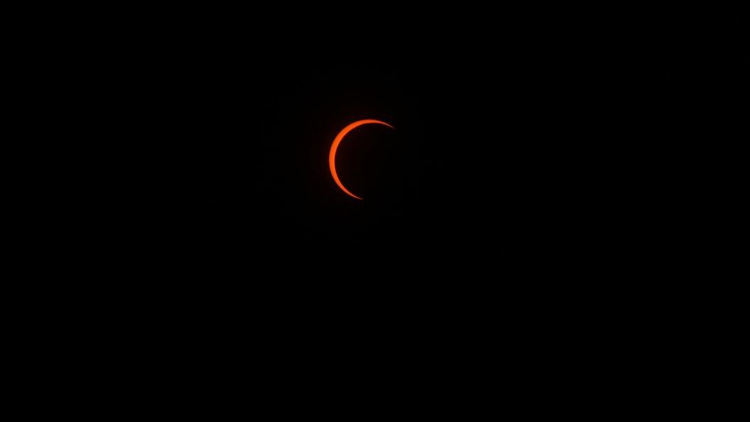 Американцы увидели полное затмение Солнца